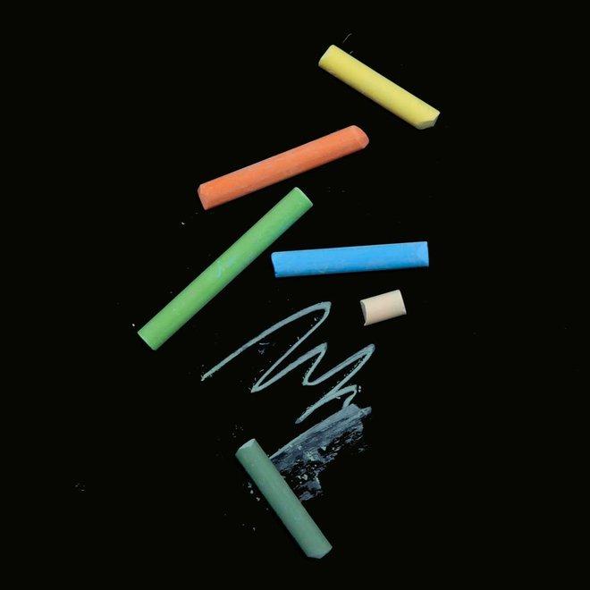 GROOVY MAGNETS - Krijt - Gekleurd