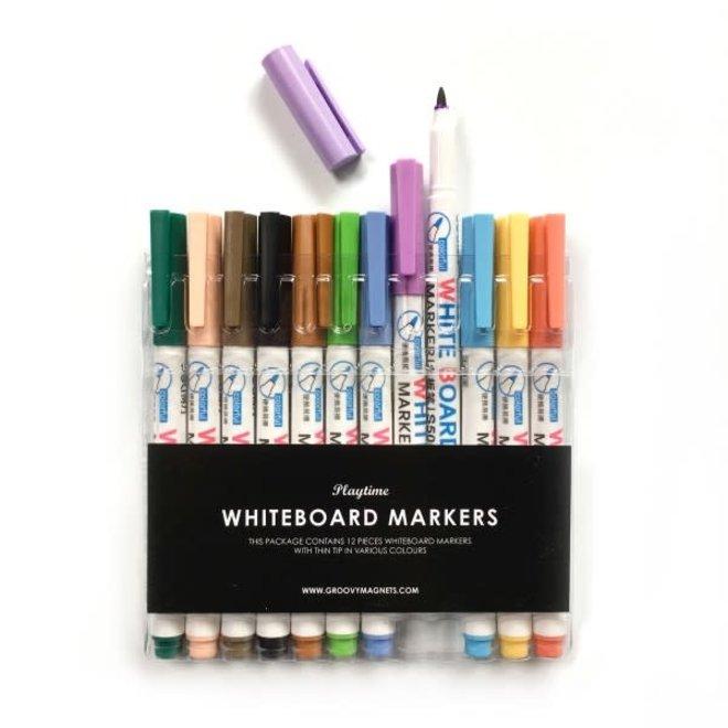 GROOVY MAGNETS - Whiteboard Stiften - Multi