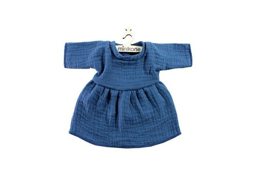 Minikane MINIKANE - Jurkje - Faustine Blue