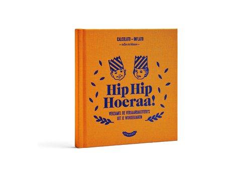 Stratier STRATIER  - Invulboek - Hip Hip Hoera