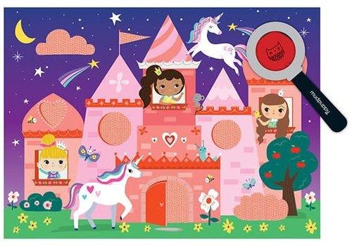 Mudpuppy MUDPUPPY - Puzzel - Unicorn Castle 48stuks