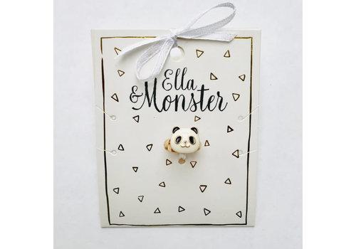 Ella&Monster ELLA&MONSTER - Ring - Panda
