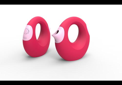 Quut QUUT - CANA (L) - Cherry Red/Sweet Pink
