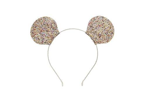 MIMI&LULA - Haarband - Mega Sparkle Mouse Ears
