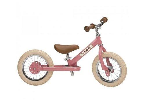 Trybike TRYBIKE - Loopfiets - Pink