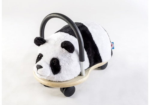 Wheely Bug WHEELY BUG - Black  Incl Panda Hoes