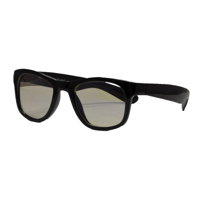 Real Shades - Screen Shades Black +7 UVA/UVB protect