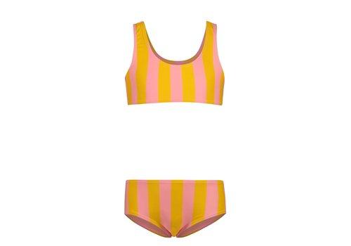 SHIWI - Crop Top Bikini - Mermaid Light Coral