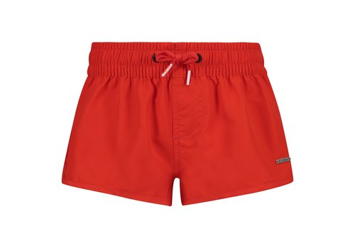 SHIWI - Short Woven Solid - Flame red