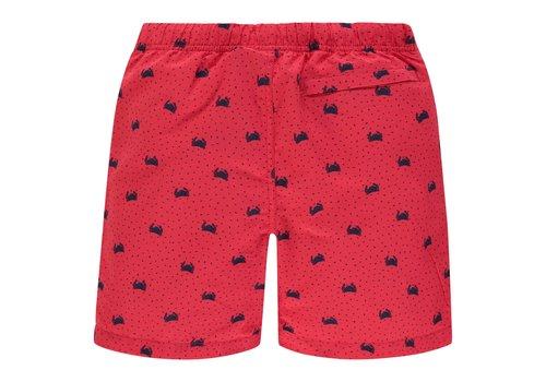 SHIWI - Zwemshort - Crabby Melon Red