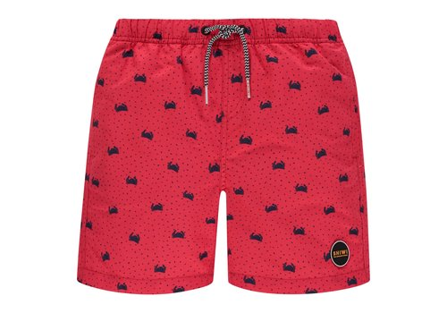 SHIWI - Zwemshort - Crabby Melon Red
