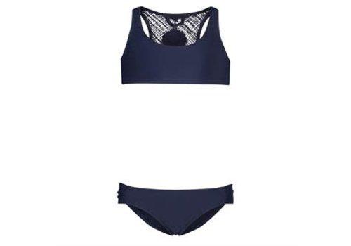 SHIWI - Bikini - Croptop island blue