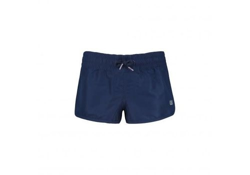 SHIWI - Beach Short  -  Woven Blue