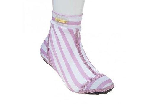 DUUKIES DUUKIES Beachsocks - Stripe Pink