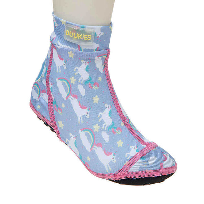 DUUKIES Beachsocks - Unicorn