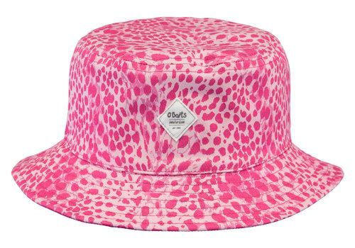 Barts BARTS - Zomerhoed Tweezijdig - Leopard Pink /Fuchsia