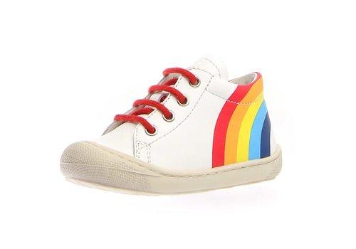 NATURINO - Veterschoen - Maty Bianco (Rainbow)