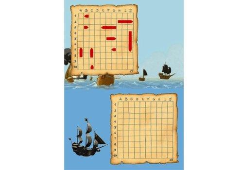 DJECO - Mini Games - Bataille Navale