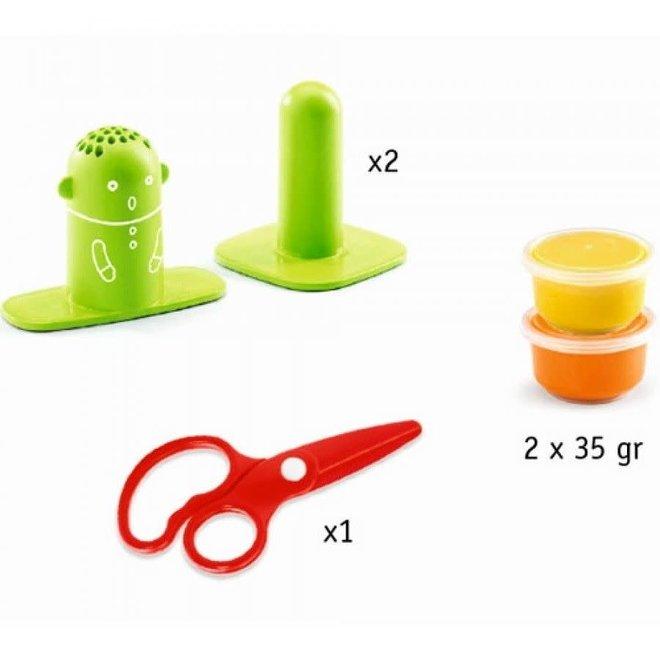 DJECO - Plasticine - Bij de Kapper 3+