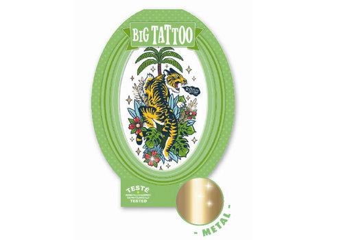 DJECO - Maxi Tattoo - Tiger