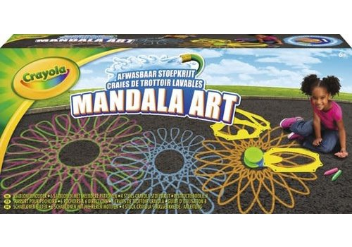 Crayola CRAYOLA - Mandala Art