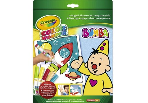 Crayola CRAYOLA  - Color Wonder -  Bumba Set