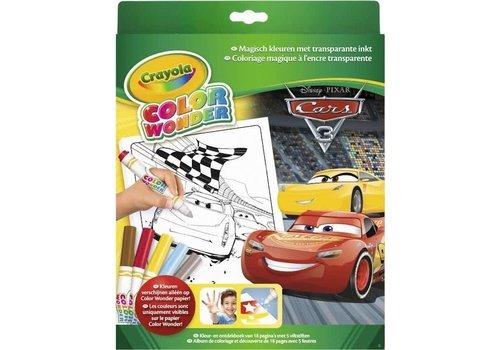 Crayola CRAYOLA  - Color Wonder -  Cars Set