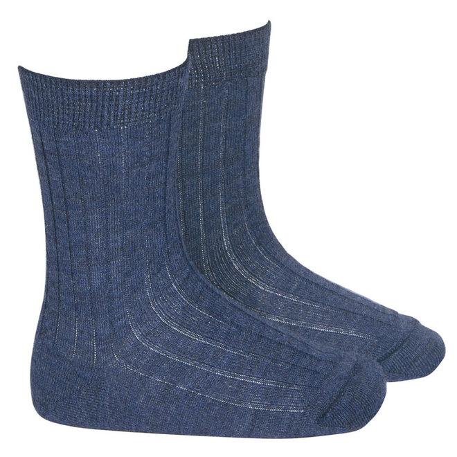 CONDOR - 100% wollen Sokken - 3 kleuren