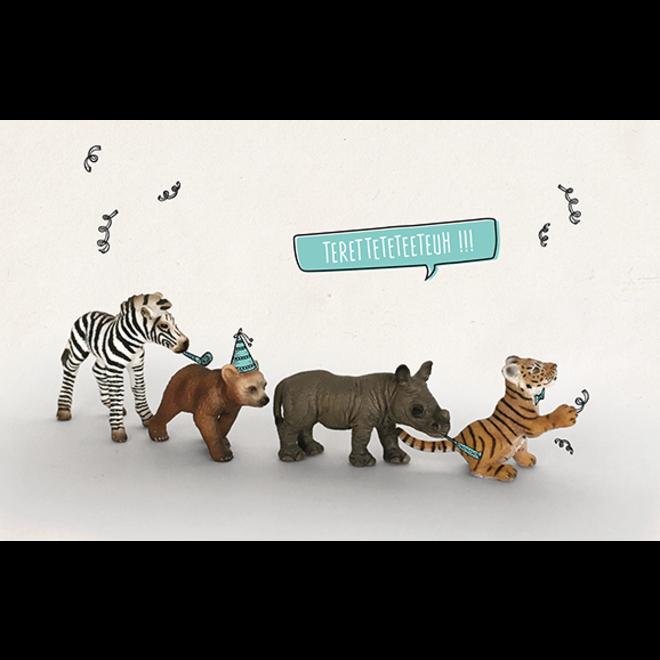 LEUKE KAARTJES - Safari - Teretteteeteuh