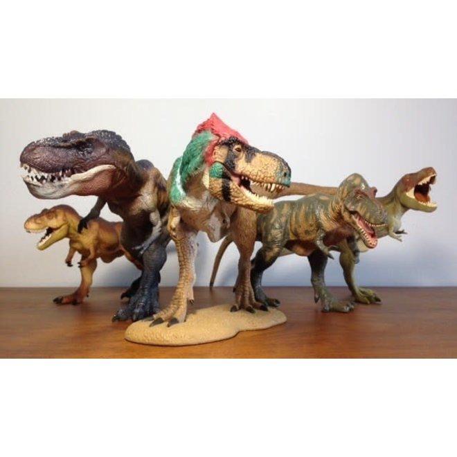 COLLECTA - Dinosaurus - T-Rex met veren 1:40
