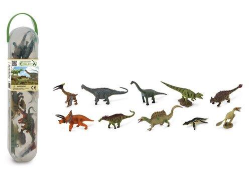 "CollectA COLLECTA - Prehistorie - Mini Collectie ""B"" Dino set 10stuks"