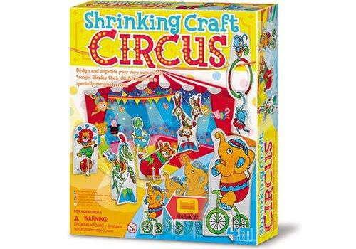 4M 4M - Shrinkel Craft - Circus