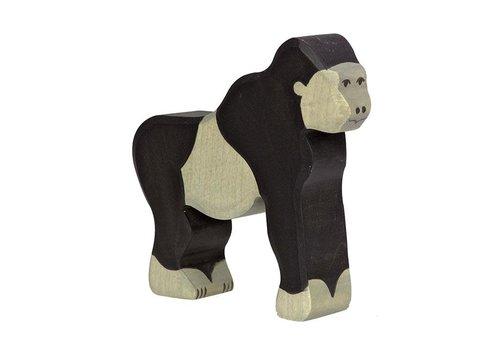 Holztiger HOLZTIGER Wildernis - Gorilla 2x3x11cm
