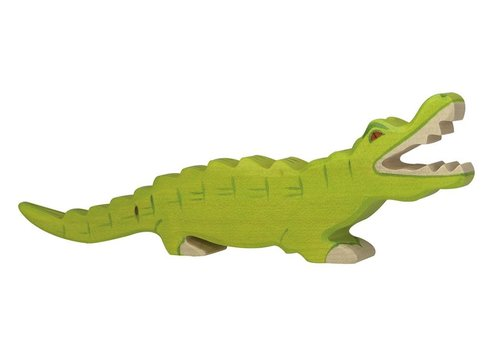 Holztiger HOLZTIGER Wildernis - Krokodil 26x3x8cm