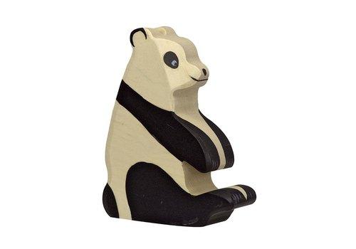 Holztiger HOLZTIGER Wildernis - Panda 10x3x13cm