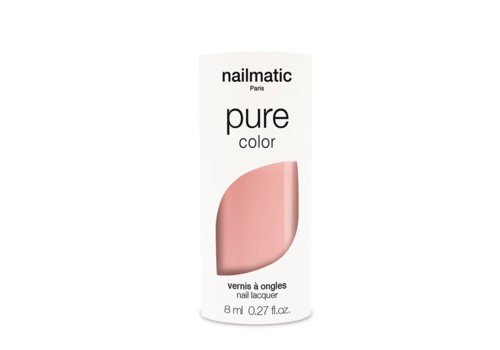 Nailmatic NAILMATIC - Pure Nagellak - Zacht Roos BILLIE