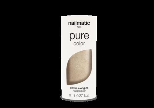 Nailmatic NAILMATIC - Pure Nagellak - Gold Glitter GALAF