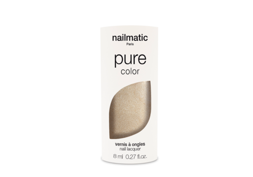 Nailmatic NAILMATIC - Pure Nagellak - Gold Glitter