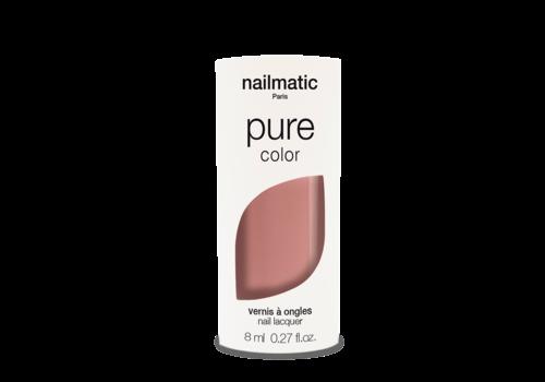 Nailmatic NAILMATIC - Pure Nagellak - Hazelnoot Roos