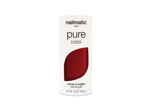 Nailmatic NAILMATIC - Pure Nagellak - Burgundy Rood KATE