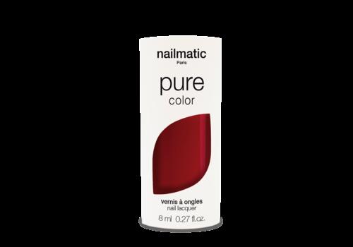 Nailmatic NAILMATIC - Pure Nagellak - Burgundy Rood