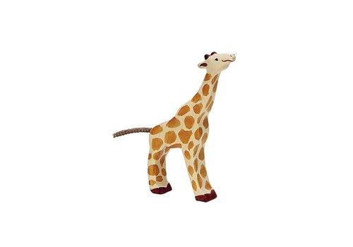 Holztiger HOLZTIGER Wildernis - Giraf Baby 14x3x12cm