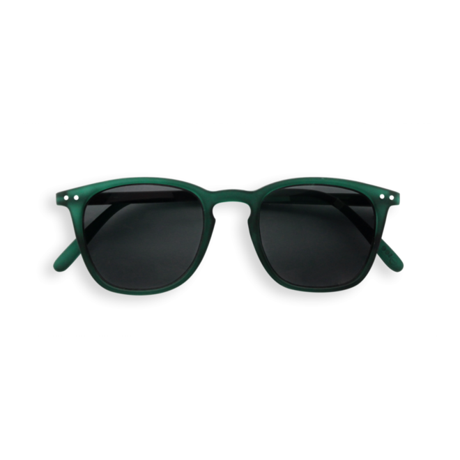 IZIPIZI - Junior 5/10J - Green Crystal/Grey Lenses (E)