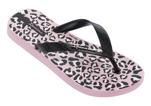 Ipanema IPANEMA - Slipper kids - Classic VI Pink/Black