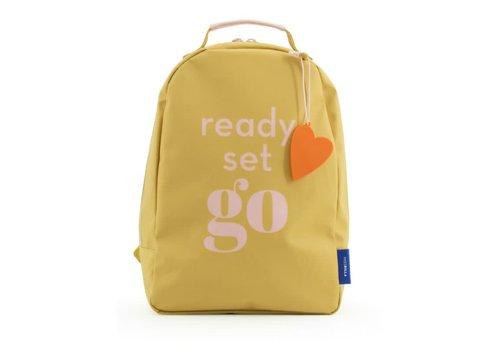 RILLA GO RILLA - Rugzak - Ready Set Go
