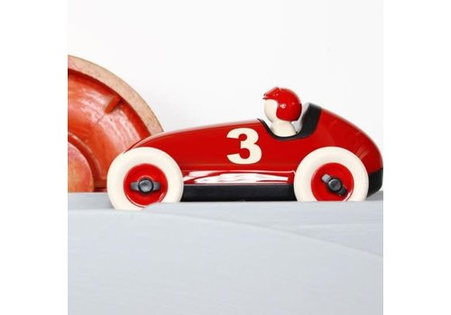 Playforever PLAYFOREVER - Bruno Racing Car Red