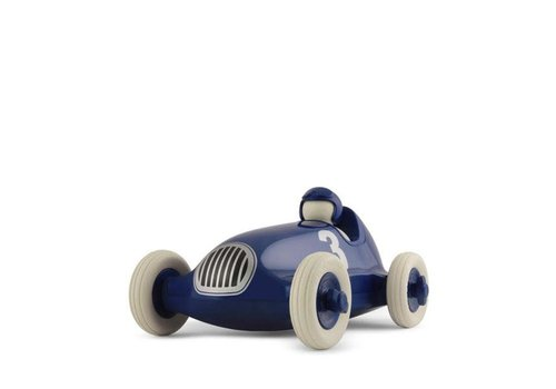 Playforever PLAYFOREVER - Bruno Racing Car Metallic Blue