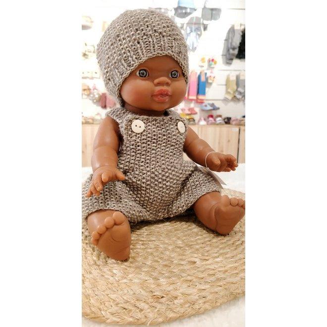 A Happy Thought - Tweedelig handmade Setje Poala Reina