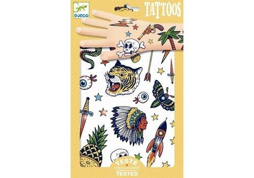 DJECO - Tattoo - BangBang