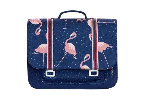 Jeune Premier JEUNE PREMIER - Boekentas Midi - Flamingo